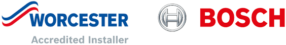 Worcster Bosch Accredited Installer logo