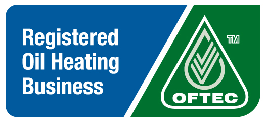 Oftec Registered Oil Heating Business logo